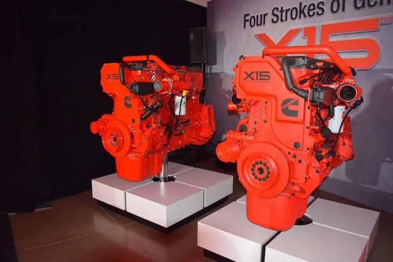 Cummins Makes Pathbreaking X15 series Engines