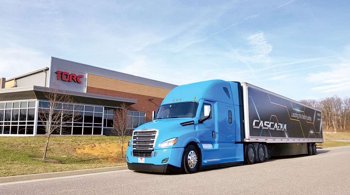 Daimler Trucks Acquires Stake in Torc Robotics as Part of Drive to Develop Autonomous Vehicles