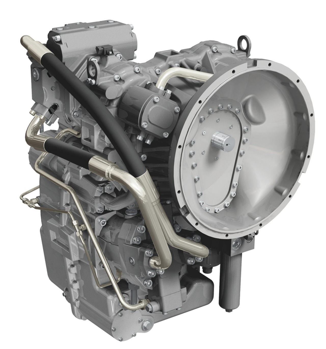 Dana Rexroth Begins Testing of Modular R3 Hydromechanical Variable Transmission