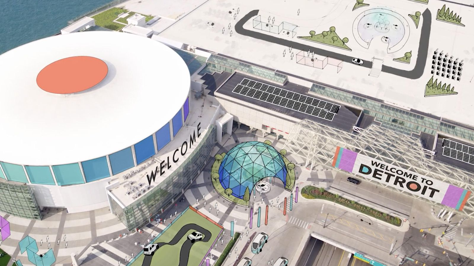 Detroit Auto Show to be Held in June from 2020