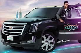 Cadillac will Power Carpool Karaoke Arabia in the Middle East
