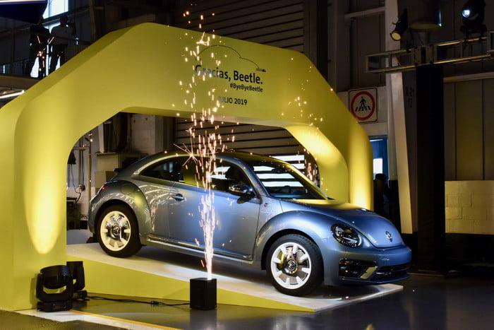 Volkswagen Makes the Last Beetle