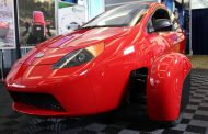 Elio Motors to Use Roush Engine for Three-Wheeler