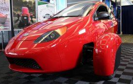 Elio Motors to Use Roush Engine for Three-Wheeler