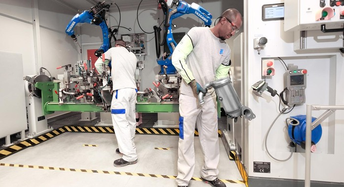 Eberspaecher Sets up New Factory in Portugal