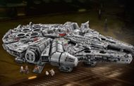 Lego Ultimate Collector's Series Millenium Falcon