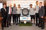 Falken Tyre Signs Sponsorship Agreement with Liverpool FC
