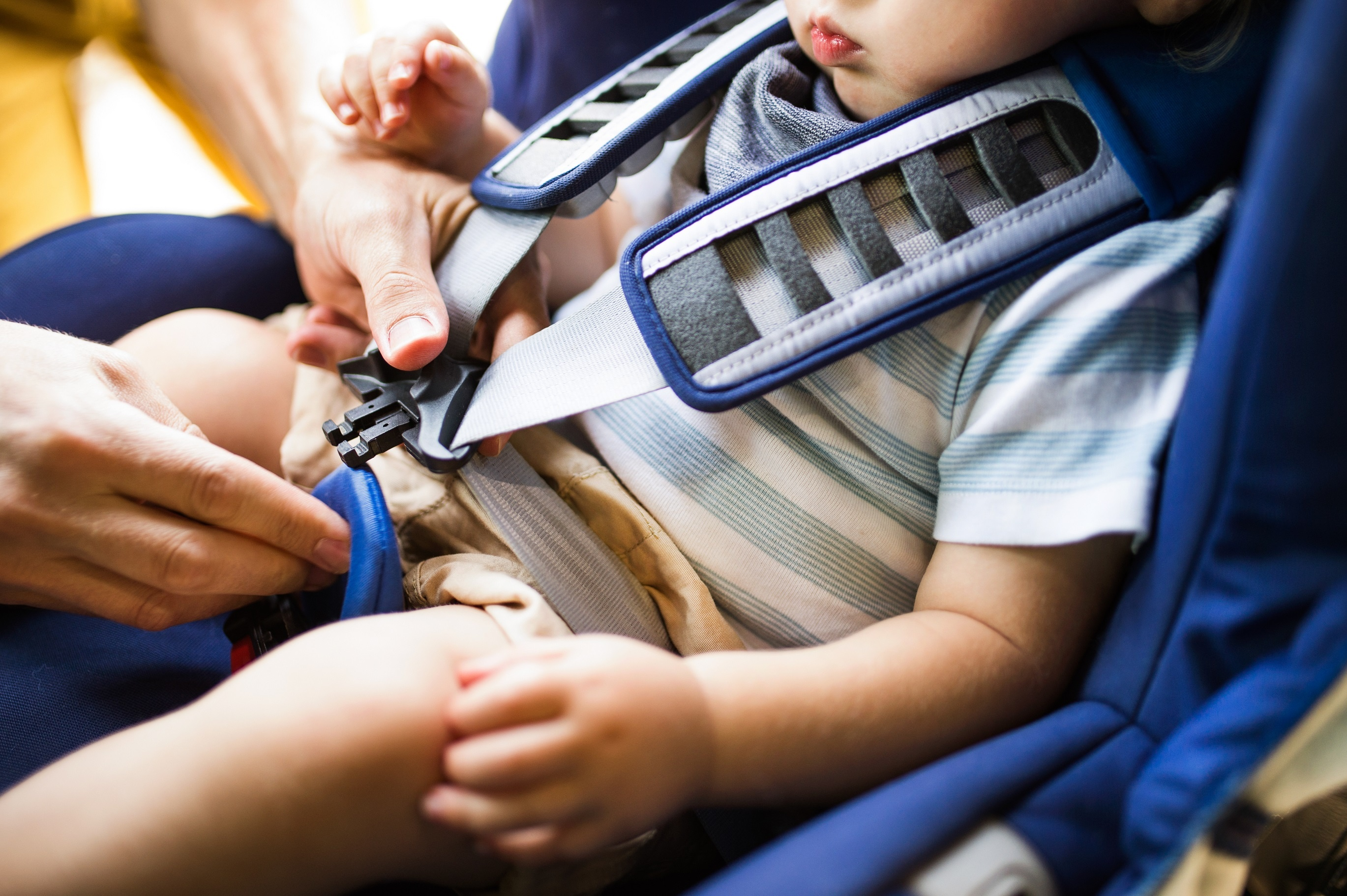 Infiniti Survey Indicates Over Half of Parents in Kuwait Unaware of Seatbelt Norms for Children