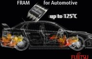 Fujitsu Debuts FRAM Chip for Automotive Market