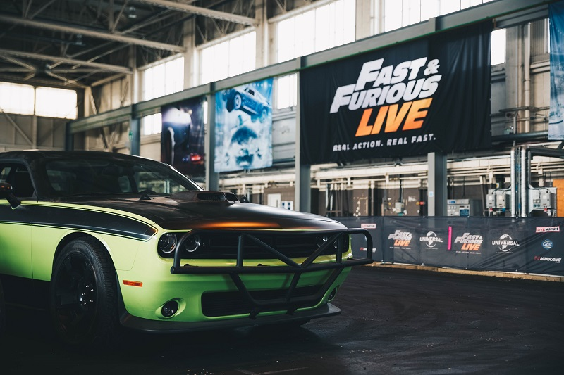 Nankang Tires Official Global Tyre Partner of Fast & Furious Live