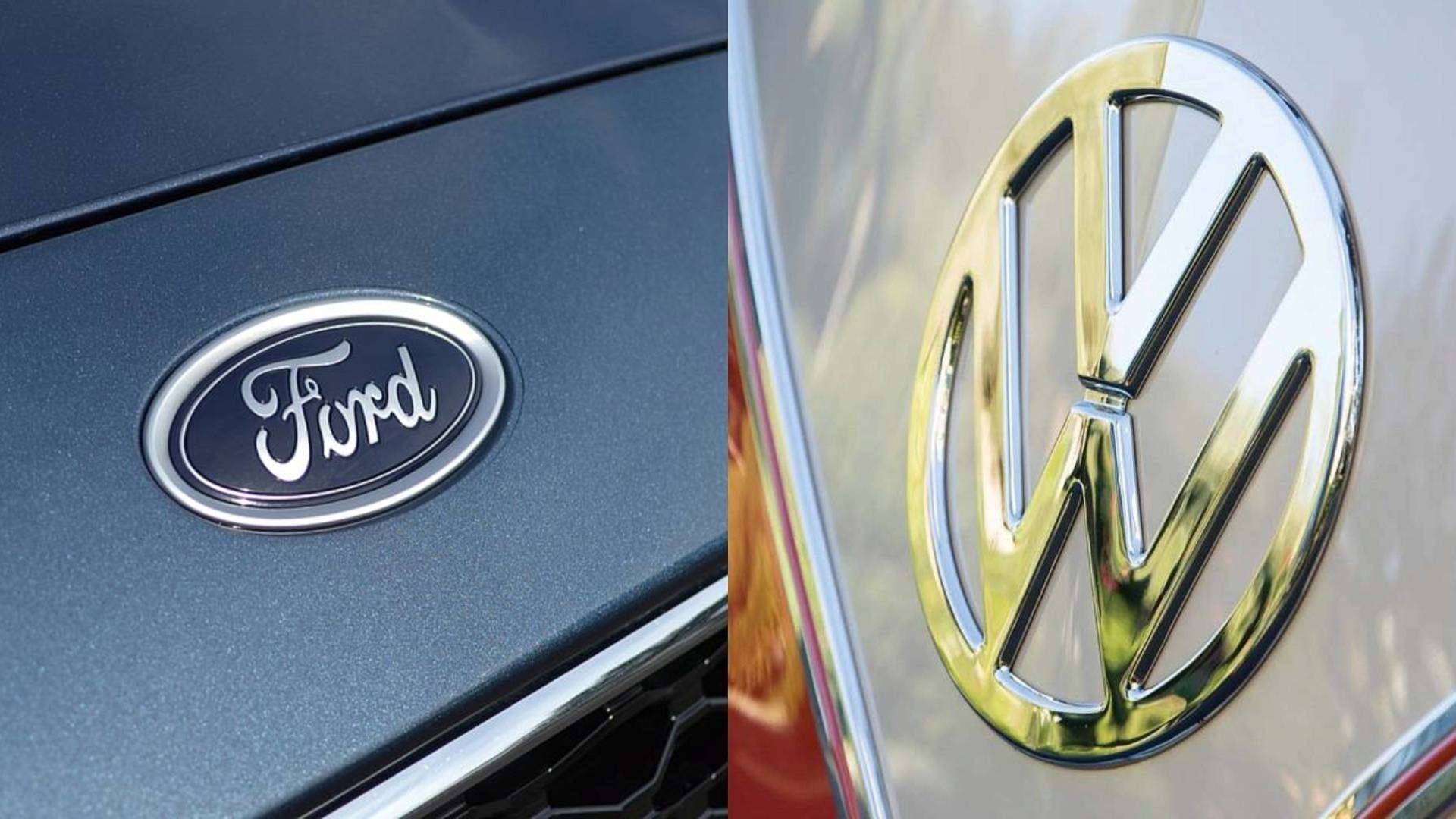 Ford and Volkswagen Team up to Cut Costs