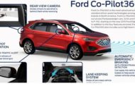 Ford to Standardize Advanced Safety Package