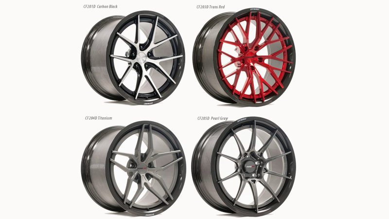 Forgeline and Dymag Collaborate for Two-piece Carbon fiber and Aluminum Wheels