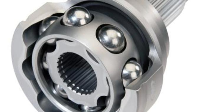 GKNs Lightweight CV joint to Debut in BMW 5 series