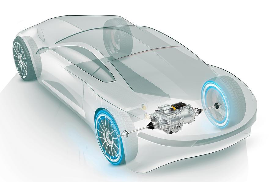 GKN Develops next-generation EV powertrain