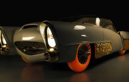 Goodyear Uses Geneva Motor Show to Showcase Both Futuristic and Retro Approach