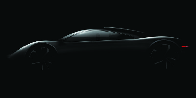 McLaren F1 Creator Gordon Murray Unveils teaser of New Model