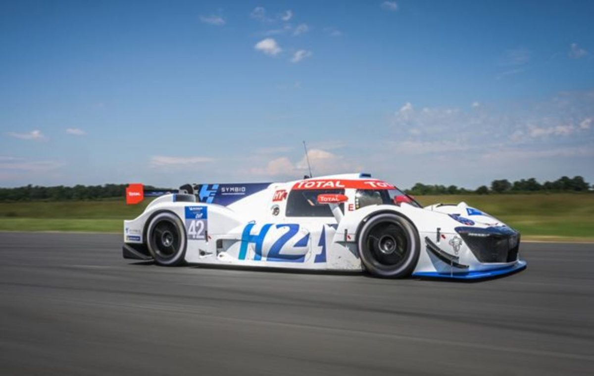 Michelin and Symbio paving the way for motorsport of the future today as partners of MissionH24