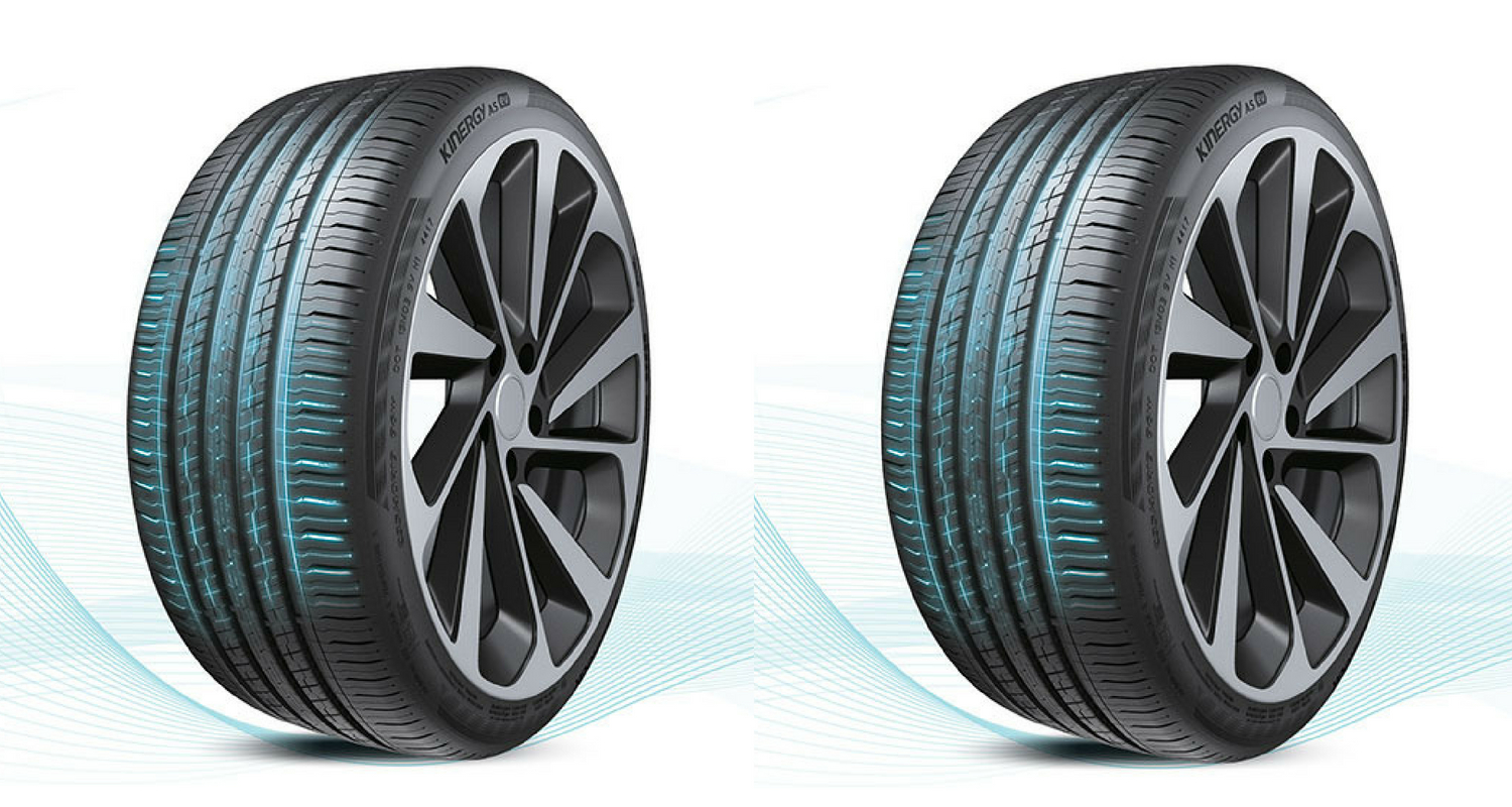 Hankook Launches Tire for EVs