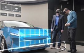 Ford First Car Manufacturer to Use HoloLens in Design Process