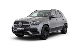 BRABUS PowerXtra for the Mercedes GLE 350de Hybrid and many other GLE-Class engines