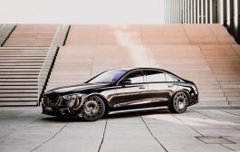 BRABUS refines the new Mercedes-Benz S-Class