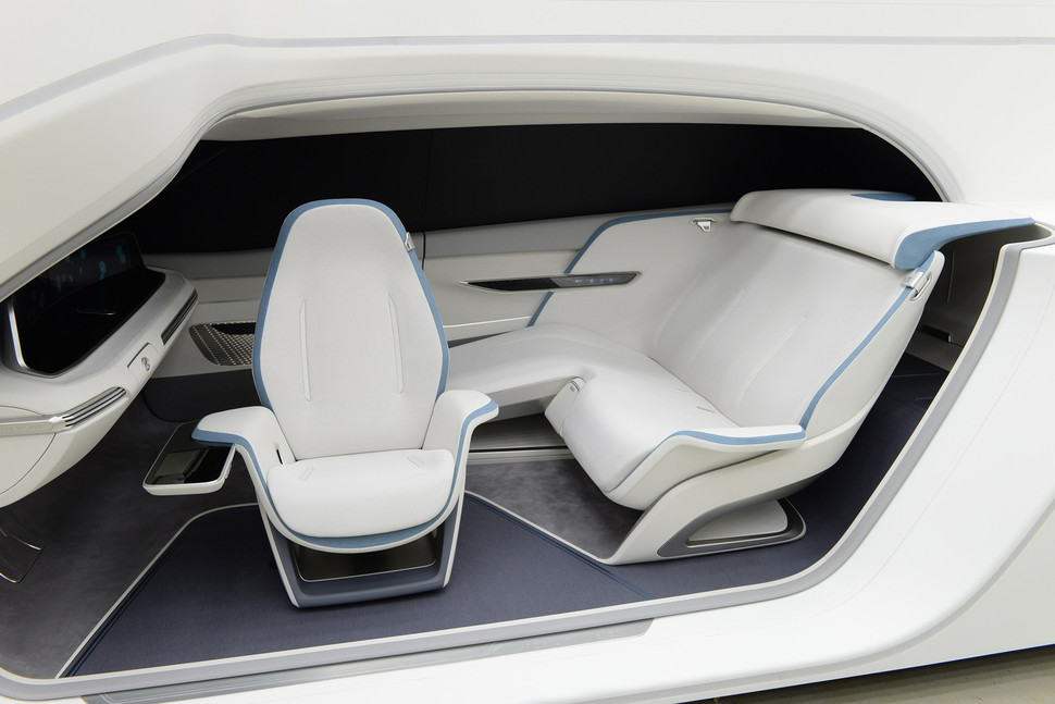 Hyundai Brings Cars into the Living Room with Mobility Vision Concept