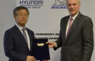 Michelin Signs Technical Partnership Agreement with Hyundai