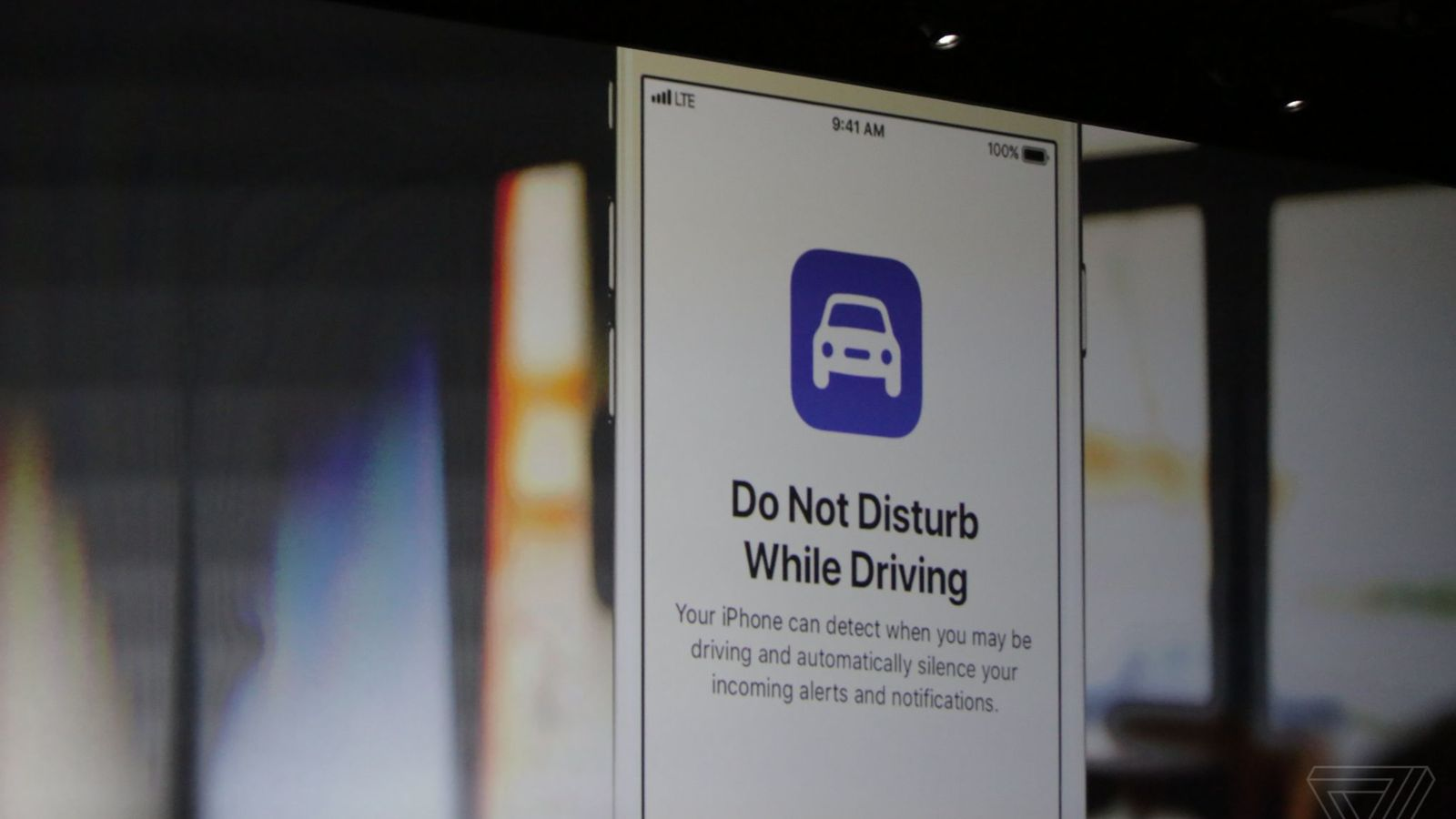 New iPhone Feature Will Block Calls While Driving