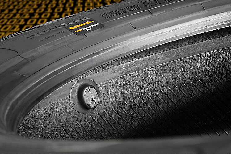 Continental Makes Tires More Intelligent with iTires Range