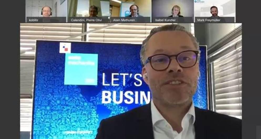 Automechanika Let's talk business, Web talk focused on alternative fuels