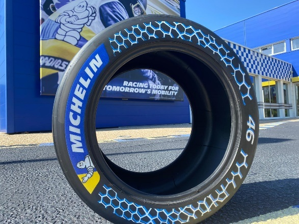 Michelin presents two innovations to accelerate the development of sustainable mobility