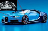 Bugatti Tests its First 3D-printed Brake Caliper