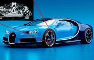 Bugatti Tests its First 3D-printed Brake Caliper