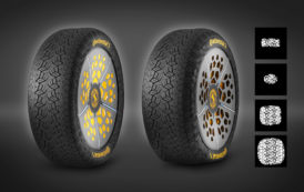 Continental Presents New Tyre Technology Concepts at Frankfurt Motor Show