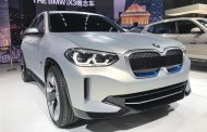 BMW Starts Taking Orders for iX3 SUV