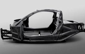 Gordon Murray Design Teams up with Formaplex for Lighter Seat Frames