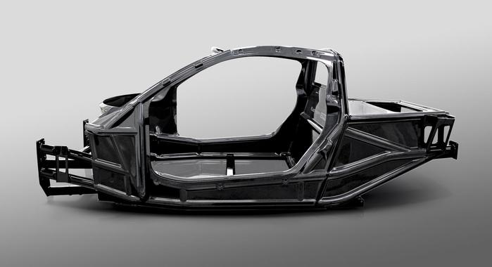 Gordon Murray Design Teams up with Formaplex for Lighter Seat Frames