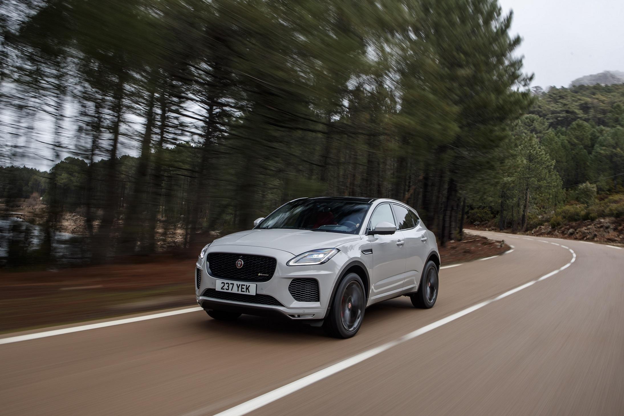 Jaguar Develops Technology to Warn Motorists of Fatigue