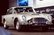 James Bond Aston Martin Fetches Record Price of USD 6.4 Million at Auction