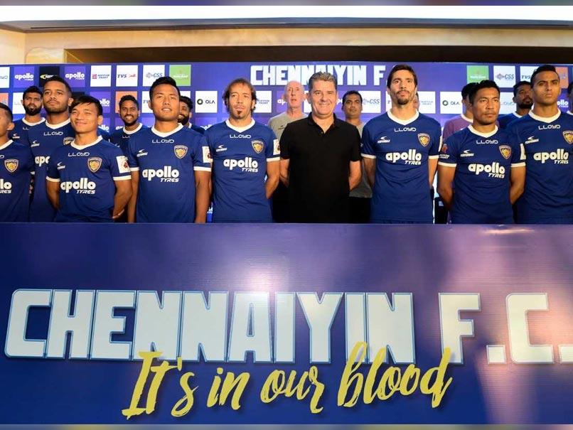Apollo Tyres Principal Sponsor of Chennayin FC