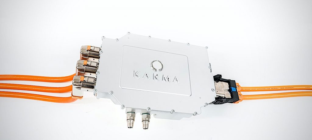 Karma Automotive Develops New Traction Inverter to Enhance EV Charging