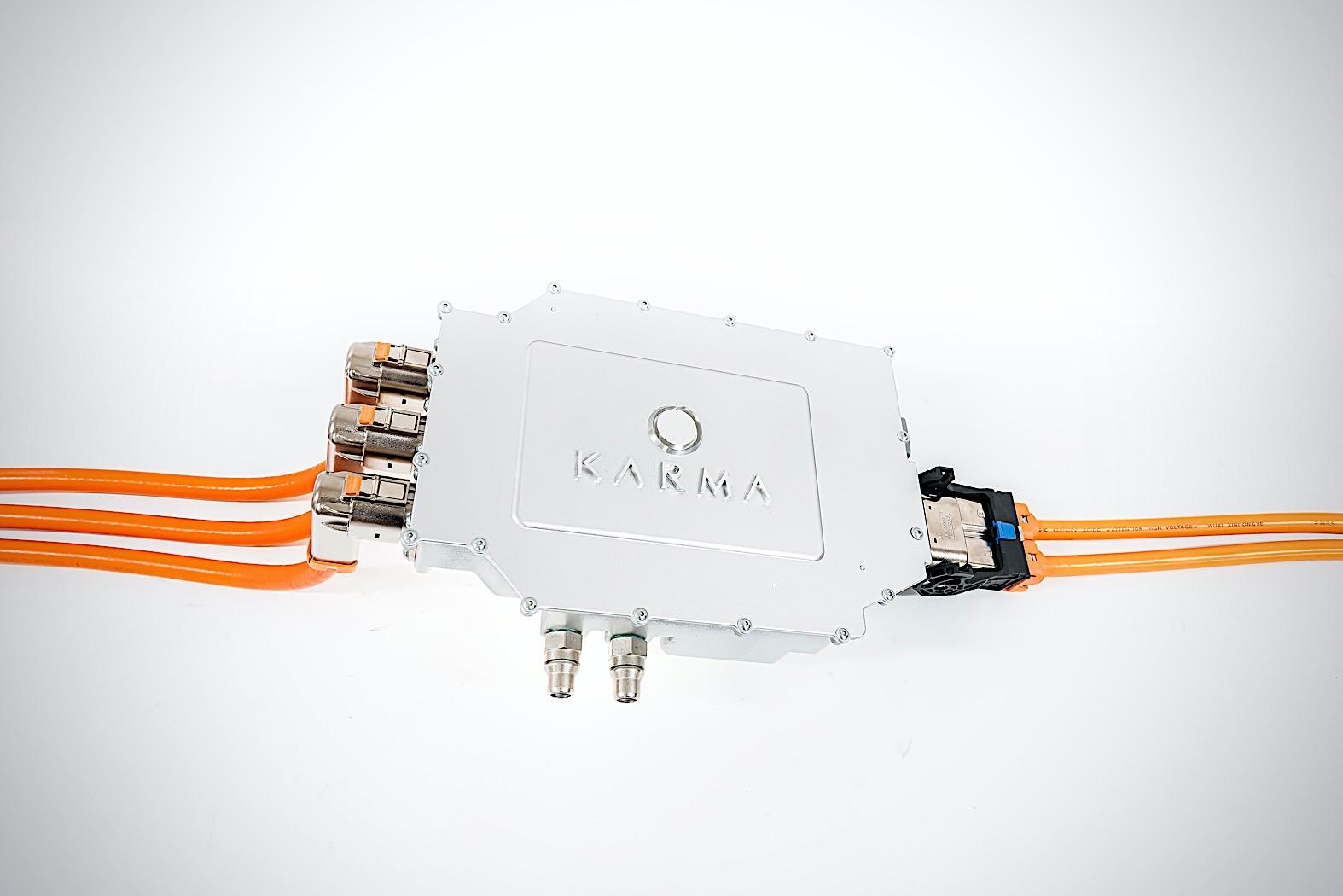 Karma Automotive Develops New Traction Inverter to Enhance EV Charging