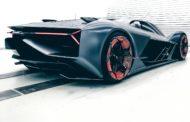 Lamborghini to Collaborate with MIT on Self-Healing Car