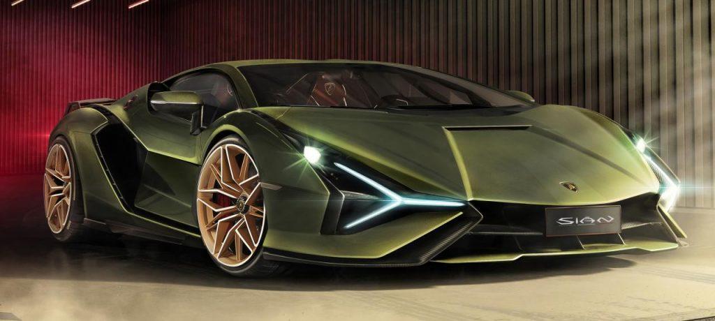 Lamborghini Sian is Fastest Ever Lambo