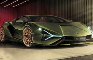 Lamborghini Sian is Fastest Ever Lambo