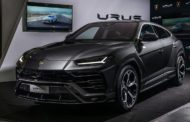 Lamborghini Reveals Plans for Urus Plug-In Hybrid
