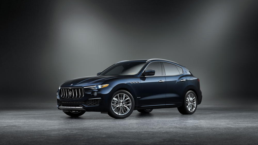 Maserati Launches Limited Edition Edizione Nobile Versions of Popular Models