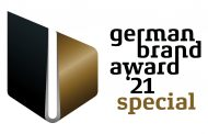 German Brand Award 2021 Vitesco Technologies  gets recognized in two categories