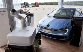 Volkswagen to Team up with Kuka for Robotic Technology